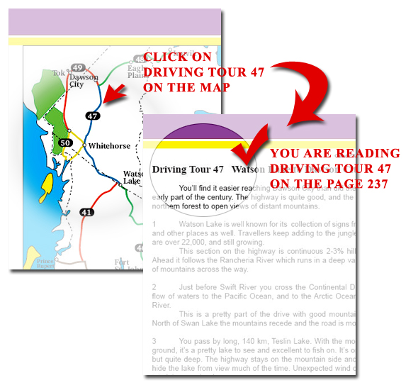Driving Tour Instructions