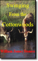 Swinging from The Cottonwoods Novel Cover